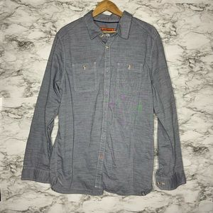 North face button down